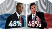 2012 Presidential Election: Romney, Obama Fight for Battleground States