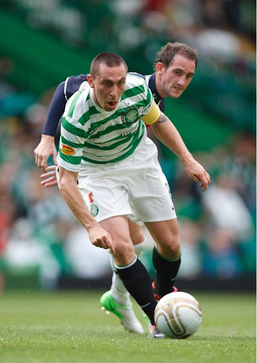 Scott Brown, pictured, could be in Neil Lennon's squad against Inverness