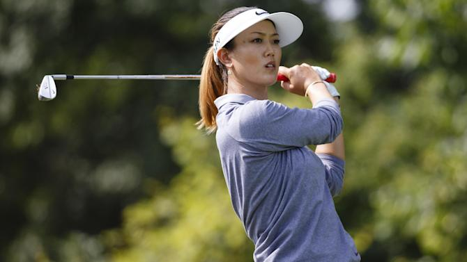 Michelle Wie withdraws from Michigan event
