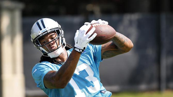 Panthers see potential star in WR Benjamin