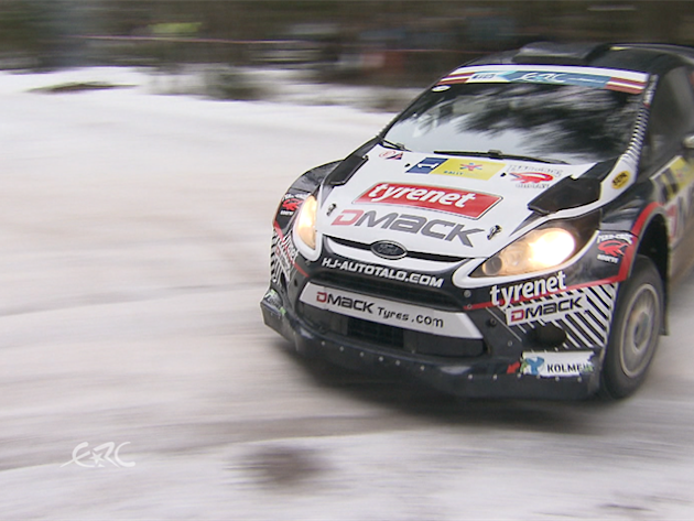 ERC Latvia's sounds