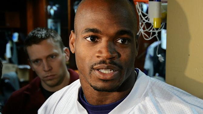 SD man indicted in death of Adrian Peterson's son