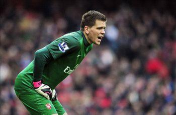 Szczesny: England can go all the way at World Cup
