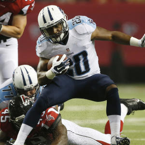 Bishop Sankey to be a Titan between the tackles?