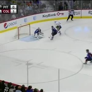 Semyon Varlamov Save on Daniel Winnik (03:29/2nd)