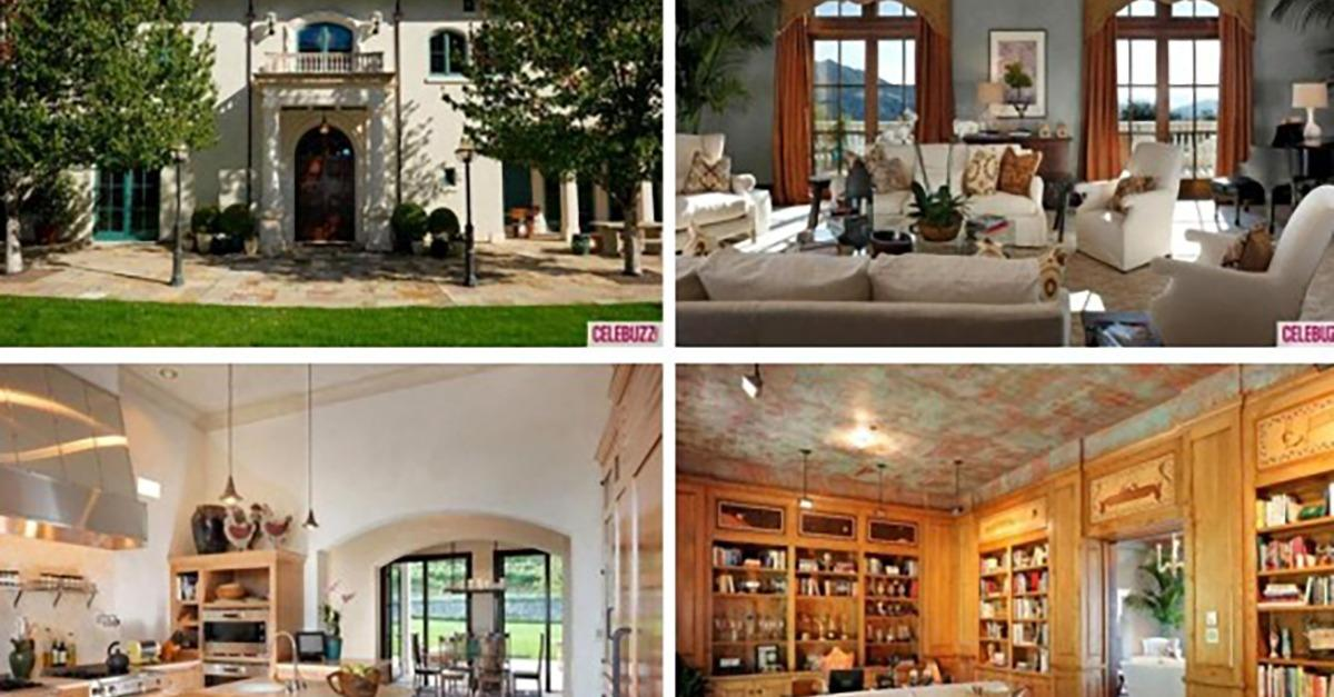 15 Celebs Who Went Too Far On Their Homes - Photos