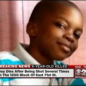 Nine-Year-Old Boy Killed In Grand Crossing Shooting