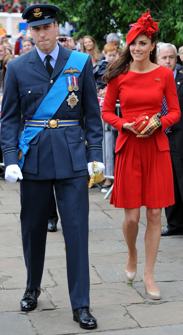 Kate Middleton Looks Stunning At Queen Elizabeth's Diamond Jubilee