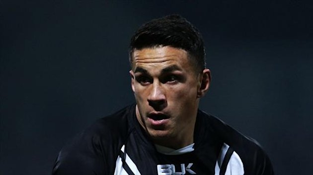 New Zealand's Sonny Bill Williams will be one of the players Scotland must stop if they are to have any chance of pulling off a major shock in their World Cup quarter-final.