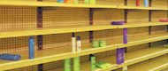 Launching in 2013?   Important Steps to Success image empty shelves