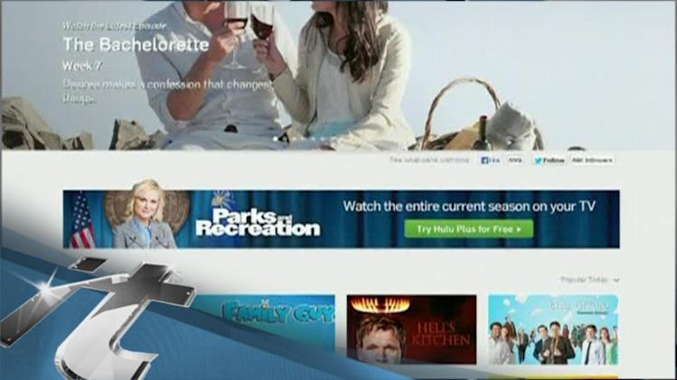 Finance Latest News: DirecTV Likely to Win Hulu Bidding War