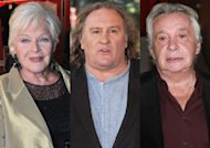 Line Renaud et Michel Sardou dplorent l&#39;exil fiscal de Grard Depardieu