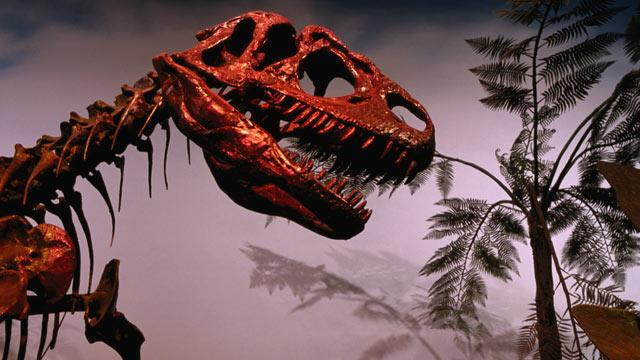 New Proof of How Dinosaurs Died