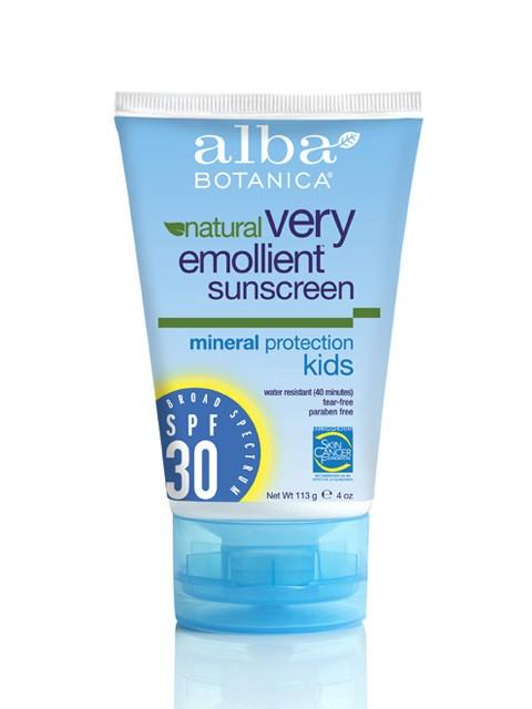 Kids Mineral Broad Spectrum SPF 30