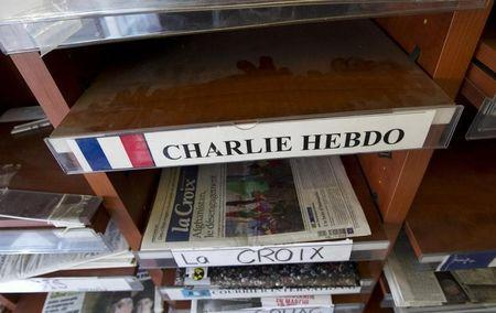 Charlie Hebdo to be honored in New York under increased security