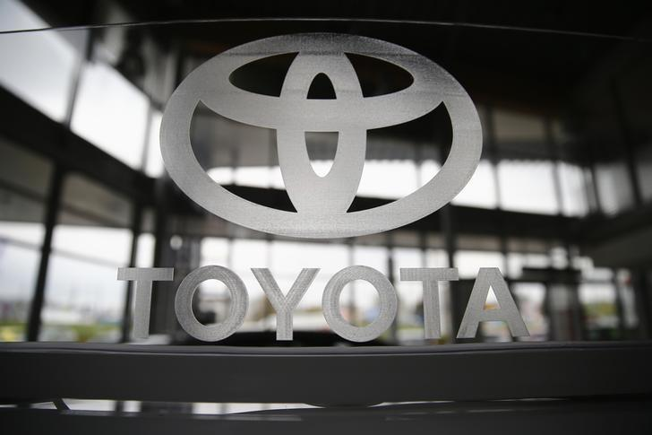 Toyota says aims to commercialize semi-autonomous cars around 2020
