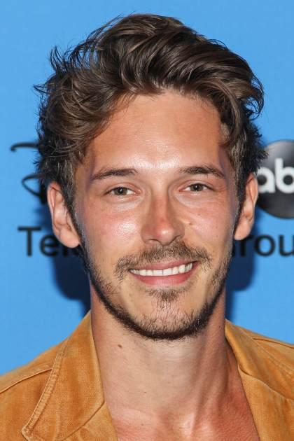 Sam Palladio attends the Disney & ABC Television Group's '2013 Summer TCA Tour' at The Beverly Hilton Hotel on August 4, 2013 in Beverly Hills -- Getty Images
