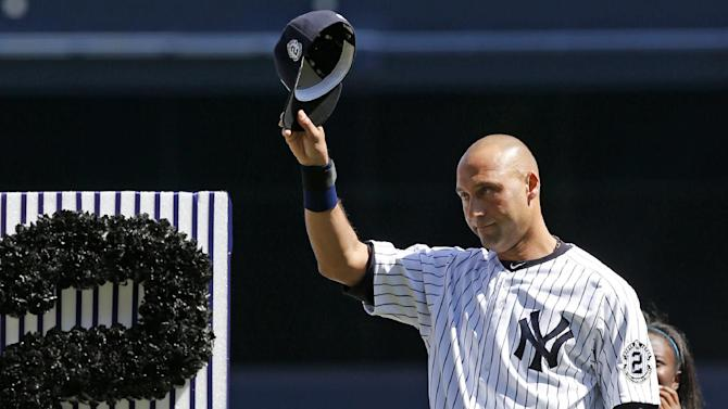 Royals spoil Jeter's day with 2-0 win over Yankees