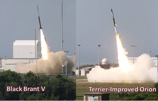 NASA's Fourth of July Fireworks: 2 Rockets Launching Today