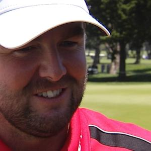 Marc Leishman interview after Round 1 of Cadillac Match Play