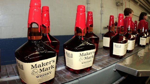 Maker's Mark Fields Complaints as Brand Lowers Proof (ABC News)