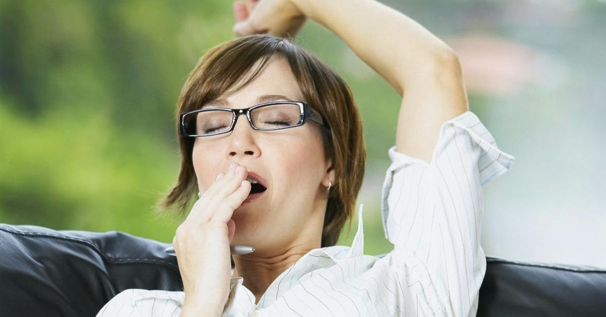 Do You Get Sleepy After Eating? Here's Why