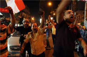 Egypt's president refuses to step down