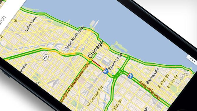 There's one major downside to relying so much on Google Maps