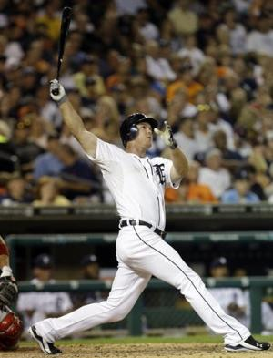 Tigers rally from 3 runs down to beat Angels 8-6