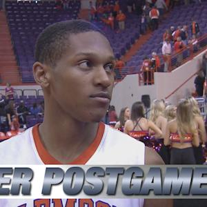 Jordan Roper's Career Day Leads Clemson Tigers to Win