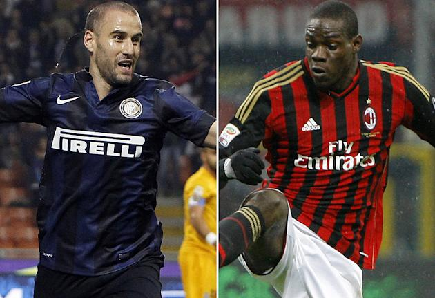 European Match of the Weekend: Inter Milan v AC Milan