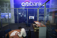 <p>               FILE - This Oct. 13, 2011 file photo, shows a Citibank branch in New York.  Citigroup said Wednesday, Dec. 5, 2012, that it will cut 11,000 jobs, a bold early move by new CEO Michael Corbat. The cuts amount to about 4 percent of Citi's workforce of 262,000.  The bulk of the cuts, about 6,200, will come from Citi's consumer banking unit, which handles everyday functions like branches and checking accounts.  (AP Photo/Mark Lennihan, File)