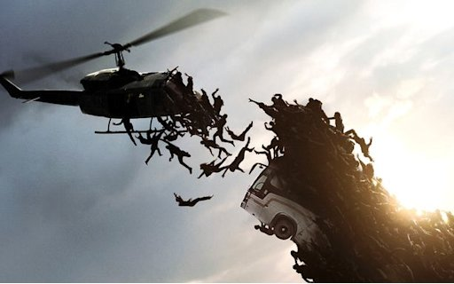 The Cool Catastrophes of 'World War Z'