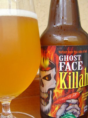 Twisted Pine Brewery: Ghost Face Killa