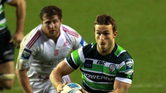 Premiership - Exiles fight back for victory
