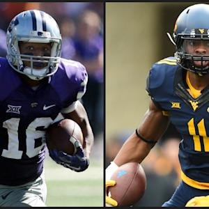 Big 12's Best WR: Lockett or White?