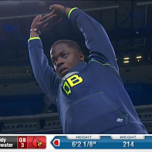 2014 Combine workout: Teddy Bridgewater