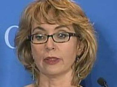 Gabrielle Giffords Awarded Profile in Courage