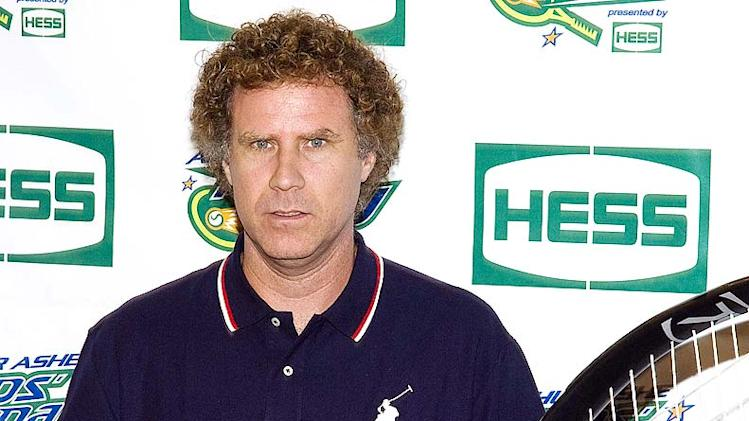 Ferrell Will Arthur Ashe Day