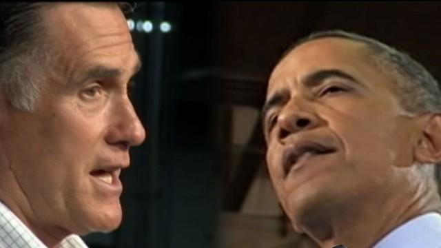 Political Polls Show Negative Results For Obama, Romney