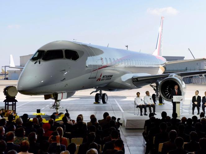 Japan's airliner of the future just announced some bad news