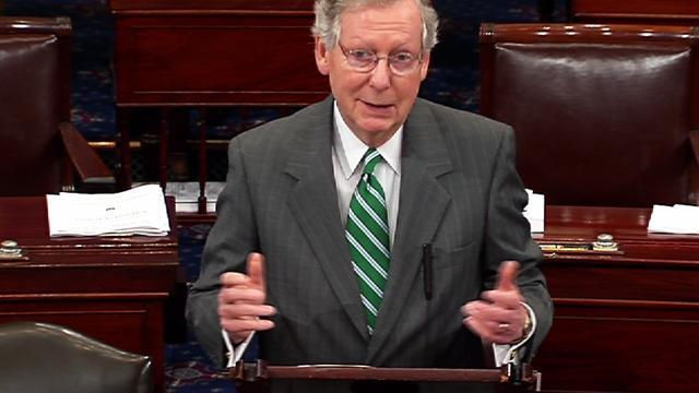 "McConnell to Obama: ""No more stonewalling"" on IRS scandal"