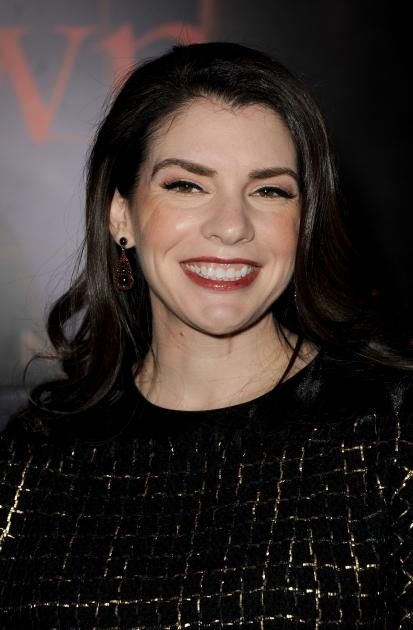 Stephenie Meyer arrives at 'The Twilight Saga: Breaking Dawn - Part 1' premiere at Nokia Theatre L.A. Live, Los Angeles on November 14, 2011  -- Getty Images