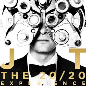 """This CD cover image released by RCA Records shows """"The 20/20 Experience,"""" by Justin Timberlake. (AP Photo/RCA Records)"""