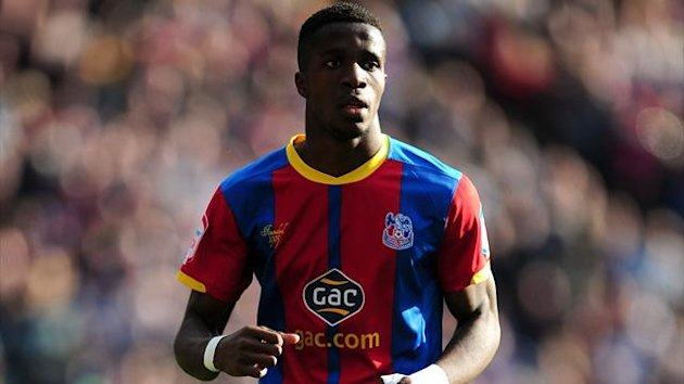 Wilfred Zaha, Crystal Palace