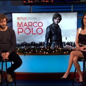 'Marco Polo' Star Lorenzo Richelmy Talks About His New Netflix Hit