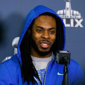 Seattle Seahawks cornerback Richard Sherman: 'I don't answer preschool questions'