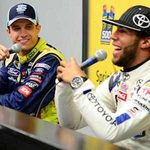 Ragan, Wallace proud to carry on Scott's legacy