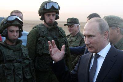 A Russia expert explains how Putin will likely respond to his downed plane