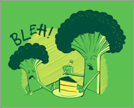 11 Clichés Content Marketers Should Avoid Like the Plague image broccoli resized 600